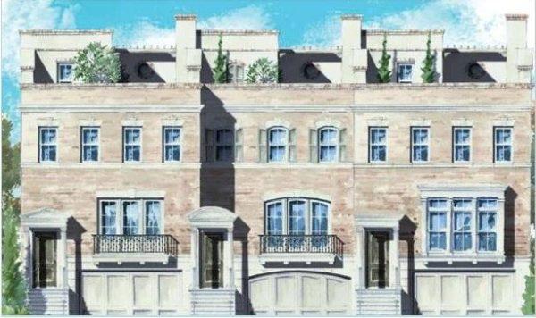 Luxury New Atlanta Townhomes
